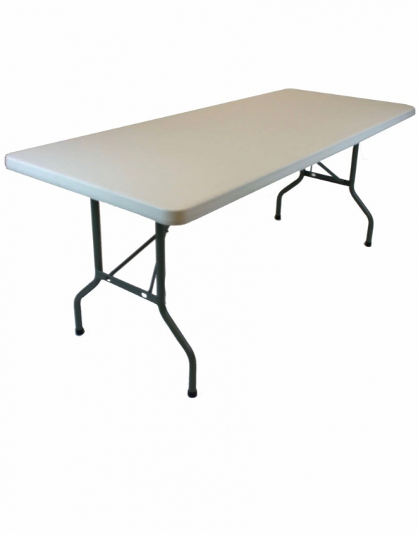 6' foot table